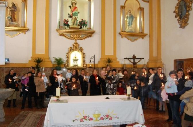 Fiesta de la Presentación del Señor (Día de la Candelaria)