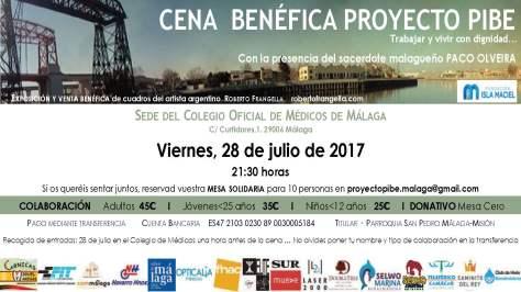 INVITACIÓN CENA BENÉFICA PROYECTO PIBE 2017-PUBLICIDAD (1)